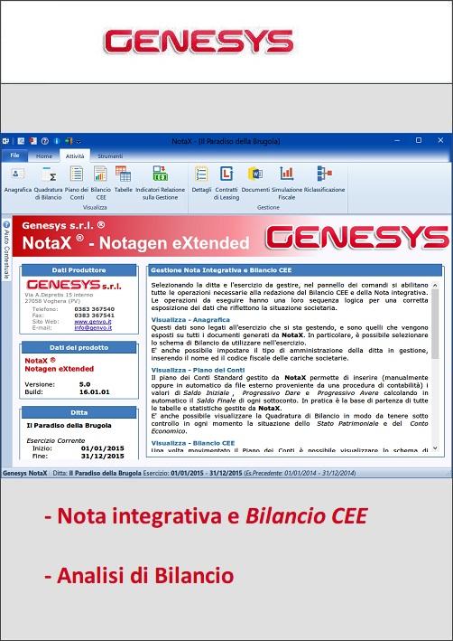 NotaX